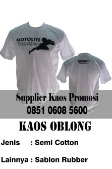 supplier kaos untuk karyawan pabrik