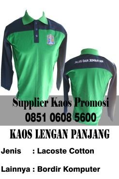 Supplier Kaos Seragam Olahraga Termurah dan Berkualitas