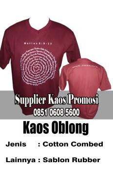 Harga Produksi Kaos Grosir Desain Keren di Surabaya